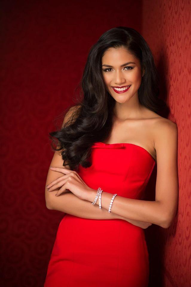 Aniporn Chalermburanawong, Miss Universe Thailand 2015