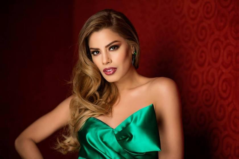 Ariadna Gutierrez, Miss Universe Colombia 2015