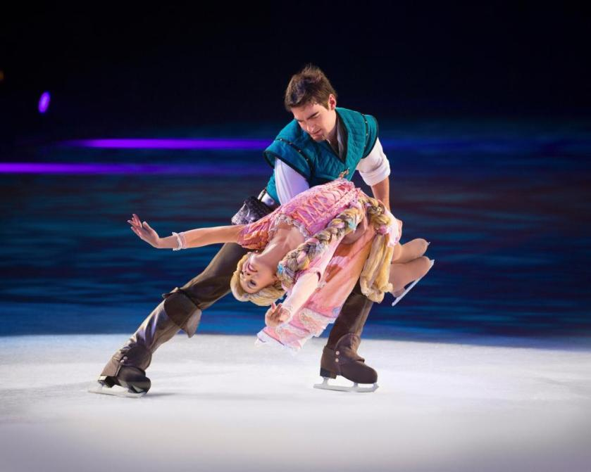 Disney on ice - Frozen TANGLED