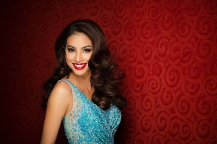 Huong Pham, Miss Universe Vietnam 2015
