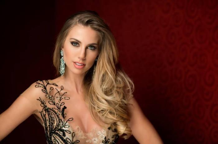Miss Universe Brazil 2015 Martina PHOTO