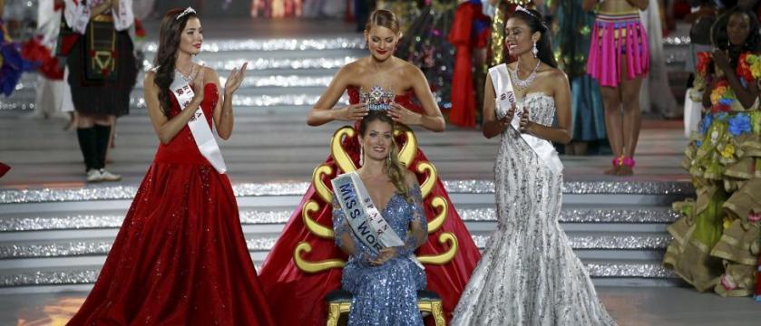 Miss World 2015 winners