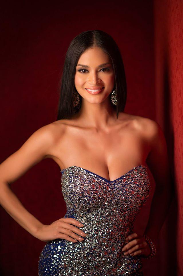 Pia Alonzo Wurtzbach, Miss Universe Philippines 2015