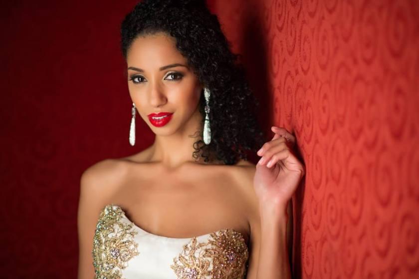 Toria Nichole, Miss Universe Bahamas 2015