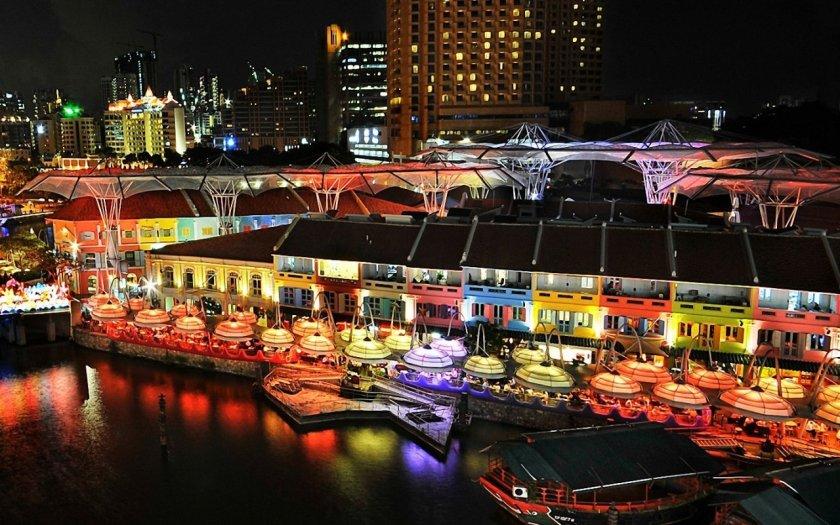 Clarke Quay Singapore Photo
