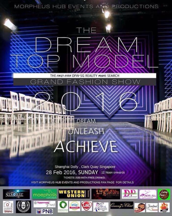 Dream Top Model - 2016
