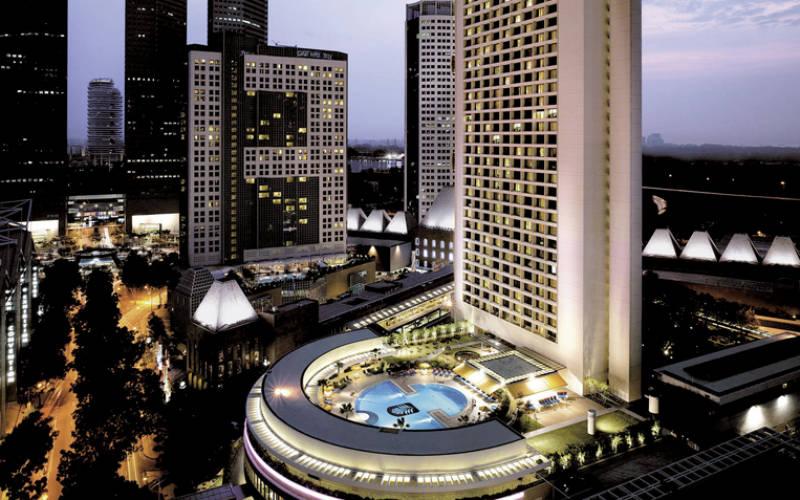 Pan Pacific Singapore - kuoni