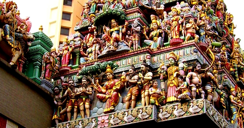 Singapore - Little India - jarofsalt