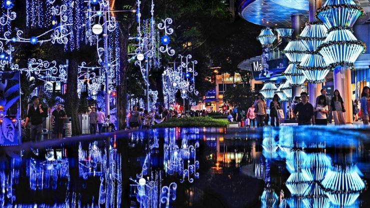 Singapore - Orchard Road