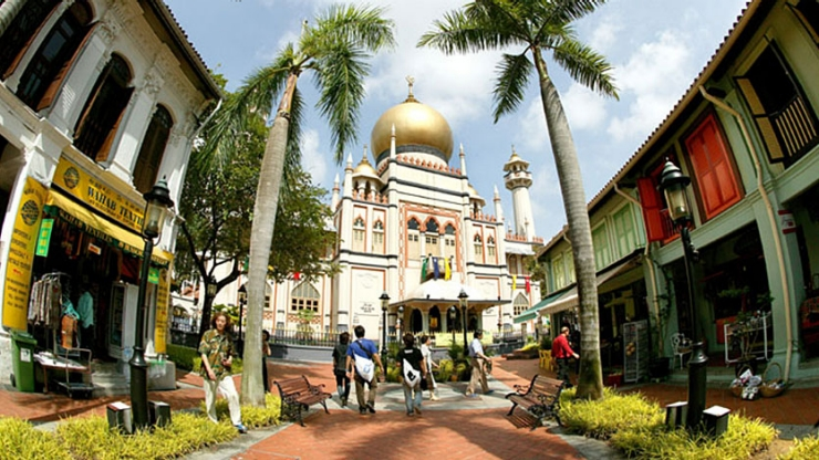 Sultan Mosque - Your Singapore
