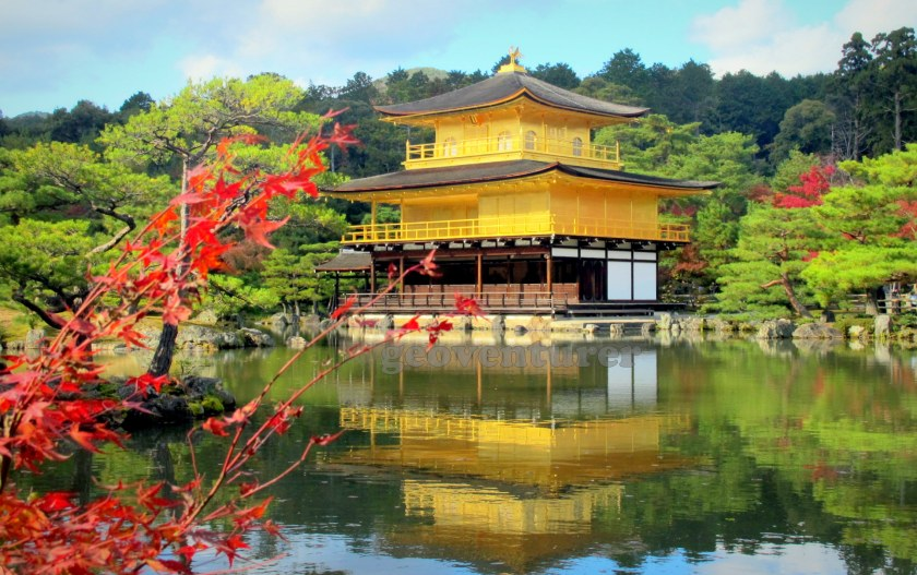 Golden Pavilion - Japan