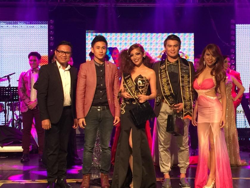 Dream Top Model Category Winners