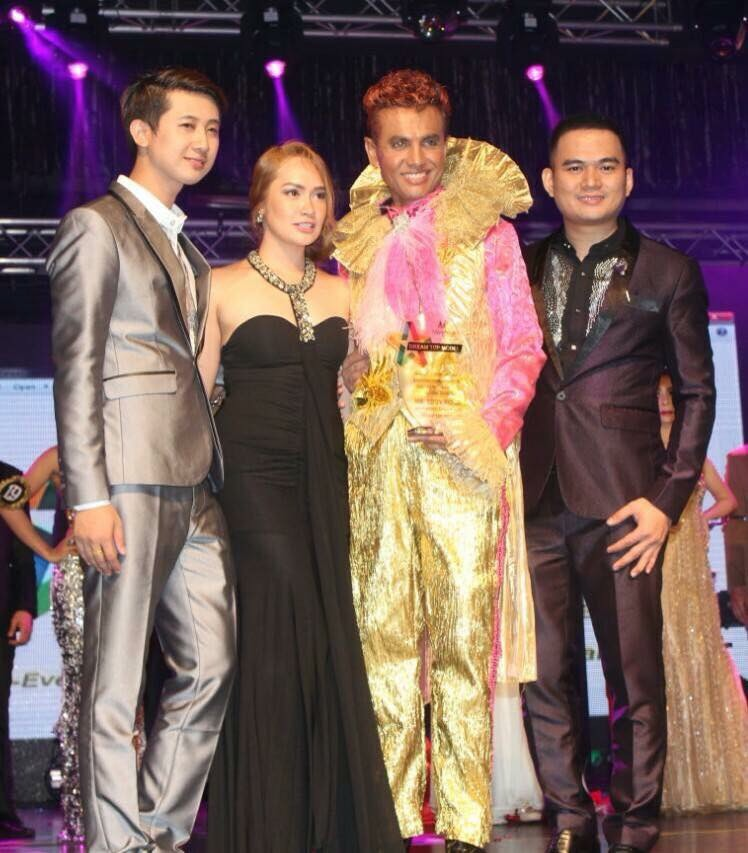 The strength behind Dream Top Model