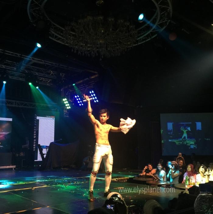 Timo Cruz of Dream Top Model