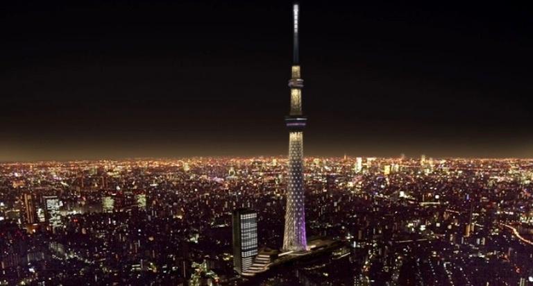 0001 Tokyo Skytree