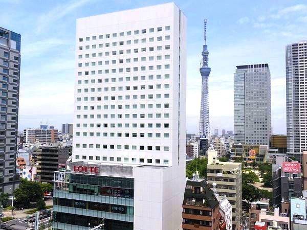 001 HOTEL Lotte City Hotel Kinshicho