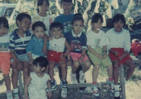 Anthony Childhood Pic 1