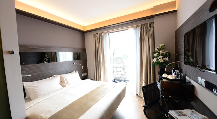 Deluxe Room Plus Bed - Parc Sovereign Hotel Tyrwhitt