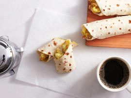 Fish-and-Potato-Wrap