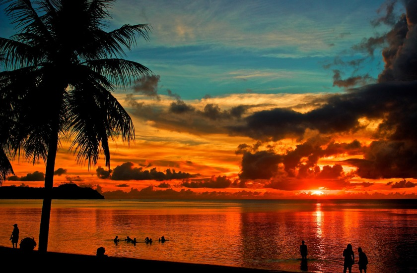 Guam Sunset 2