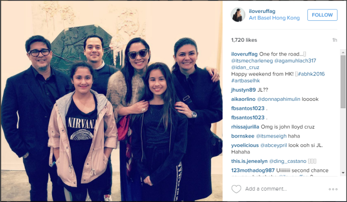 John Lloyd and Ruffa Gutierrez
