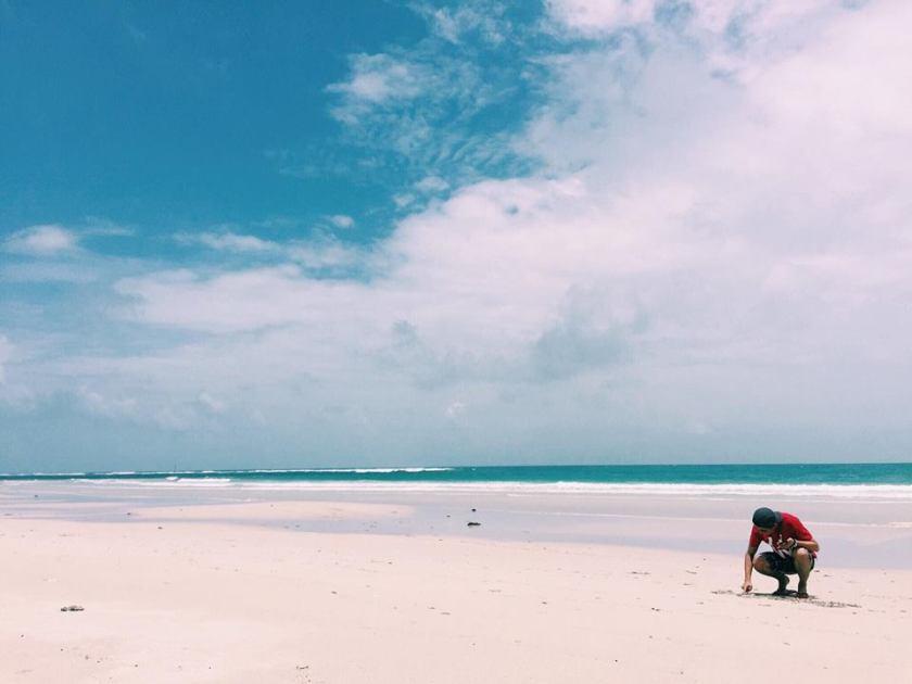 Trikora Beach - Kim