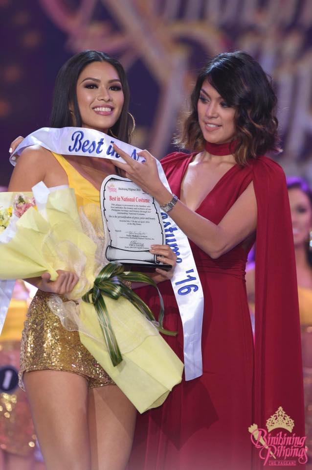 01 Best in National Costume - 3 Angela Fernando
