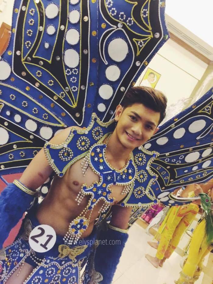 Mister Philippines 2016 Dasmariñas City Cristel John Rada