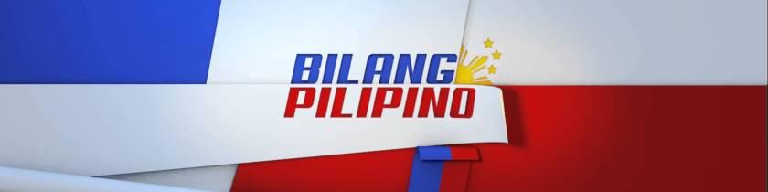 Bilang Filipino Logo