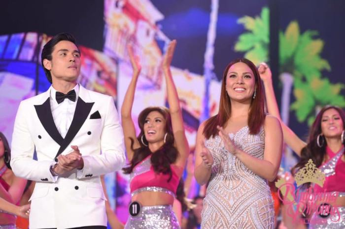 Binibining Pilipinas 2016 pageant hosts