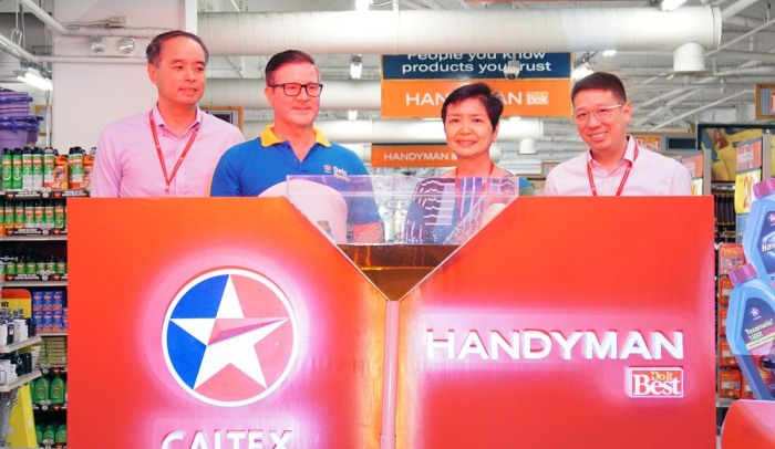 The Power of X - Caltex and HandyMan