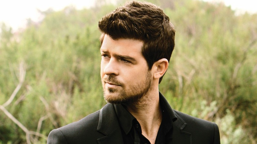 Robin Thicke - Feature