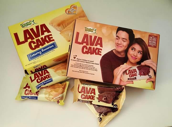 Aldub TV Commercial - Lemon Square Lava Cake