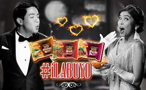 Aldub TV Commercial - Lucky Me Pancit Canton Labuyo