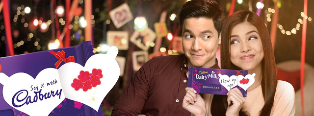 Aldub TV Commercial - Cadburry Dairy Milk