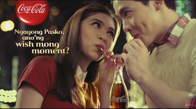 Aldub TV Commercial - Coca Cola Philippines
