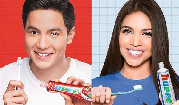 Aldub TV Commercial Hapee Toothpaste