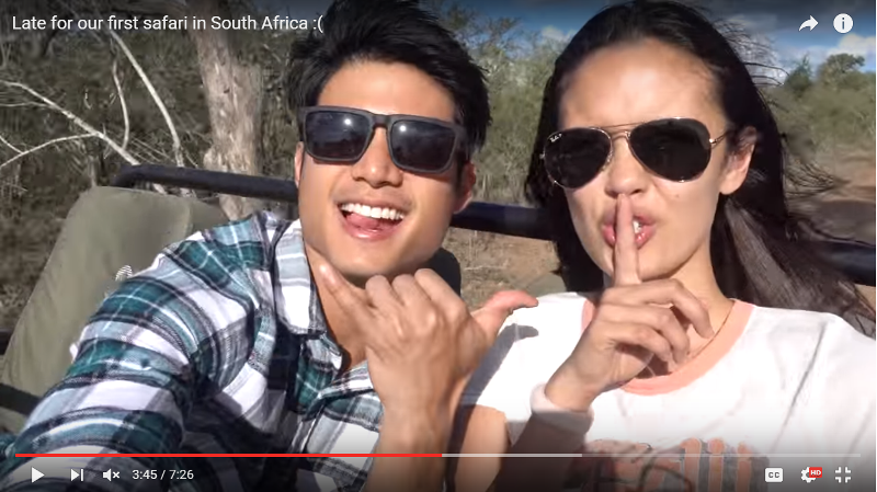 Mikael Daez with girlfriend, Megan Young 04