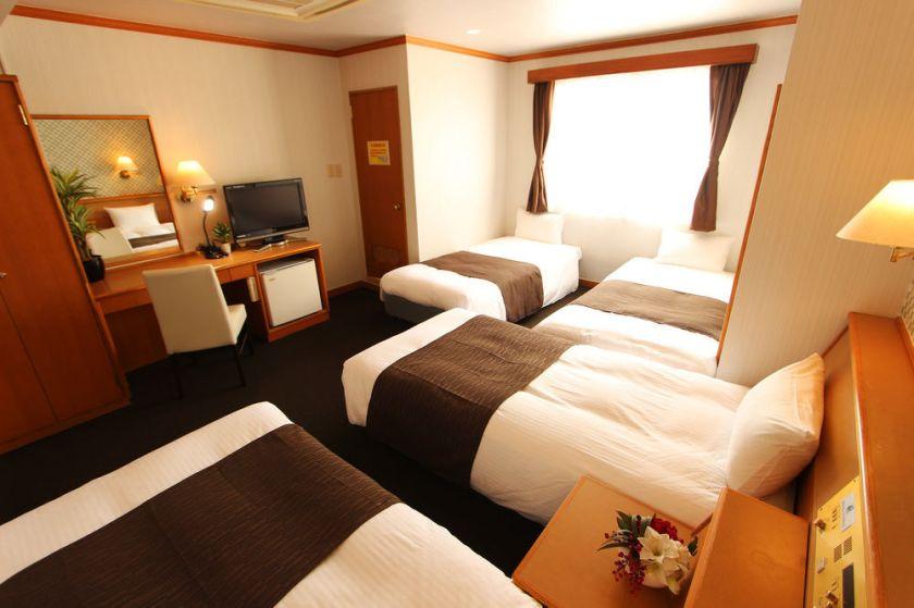 Hotel Livemax Naha Tomariko Okinawa Japan