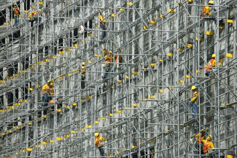 Philippine Construction Workers