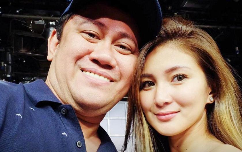 Sheena Halili and Betong in Laff Camera Action