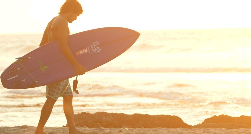 Surfing La Union
