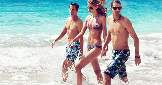 swimwear for men and women