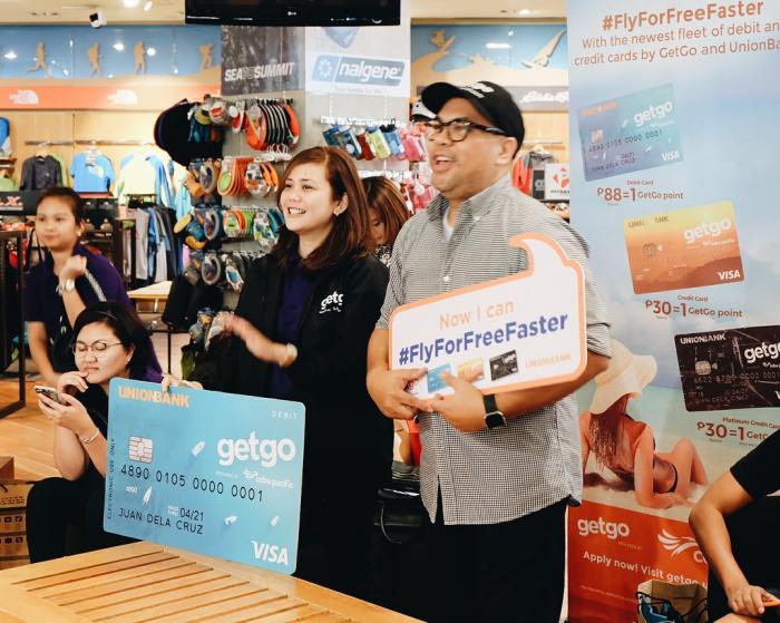 Cebu Pacific Debit Card at ROX