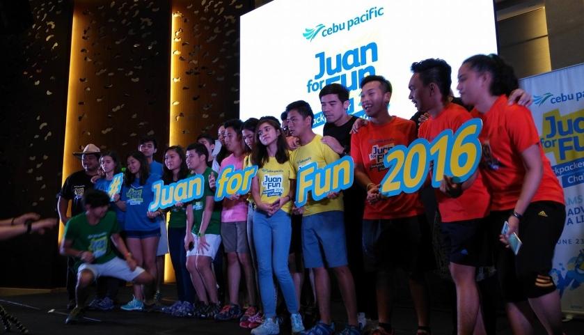Juan For Fun - Main