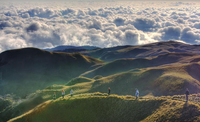 Philippine Mountain 2