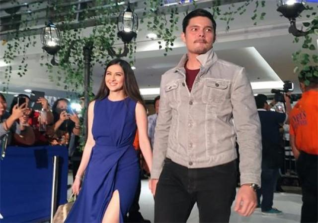 Aldub Marian Rivera and Dingdong Dantes