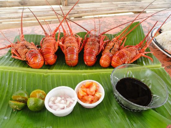 Seafood in Catanduanes
