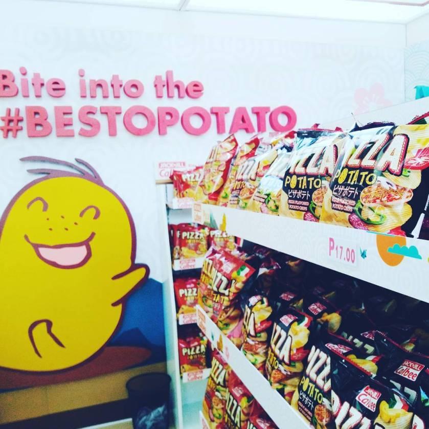 Enjoy Besto Potato and win a trip to Japan
