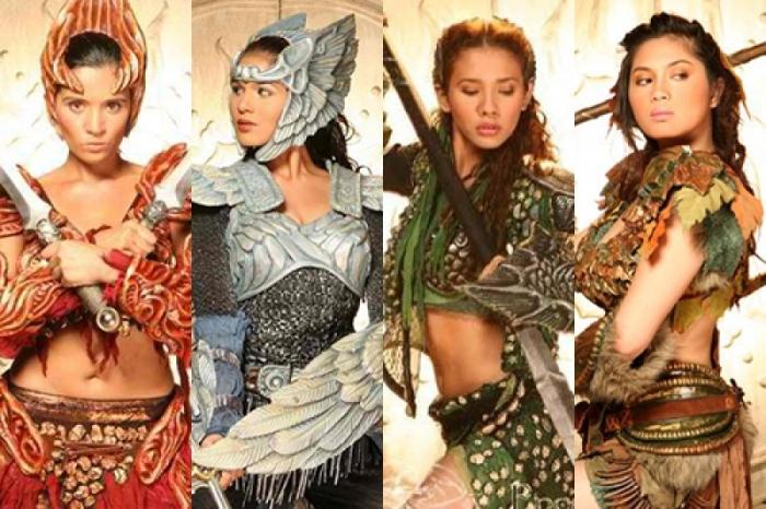 Encantadia 2005 Cast